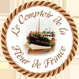 Le Comptoir de la Fleur de France, Bretagne, Finistère, Moguériec