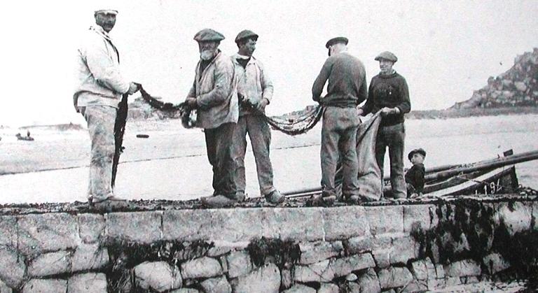 Gens du vieux r ve le m le abri une virgule sur l - Comptoir de la mer roscoff ...