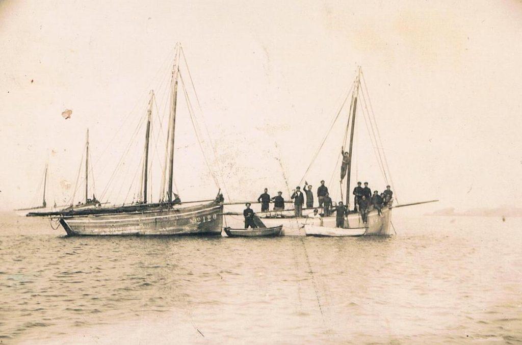 La l gende des hommes forts 150 ans de bateaux dans le - Comptoir de la mer roscoff ...